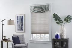 cordless-cellular-shade-with-valance-overtop
