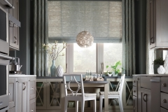 soft-roman-shades-under-gromett-style-drapery-with-deco-rod