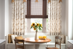 matching-floral-fabric_valance-and-drapery_wood-woven-shades