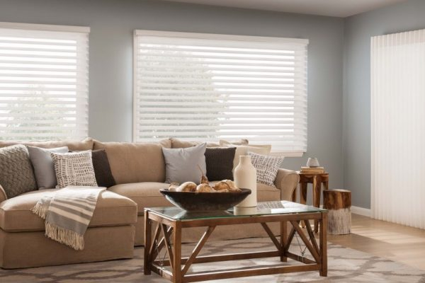 Alta-WindowShadings_with vertical application on sliding glass door