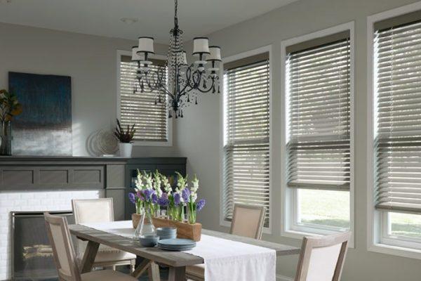 wood blinds 2 inch slat